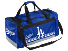 Los Angeles Dodgers Forever Collectibles Striped Core Duffle Bag Luggage, Backpacks & Bags