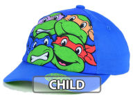 Teenage Mutant Ninja Turtles Child Sewer 4 Faces Snapback Hat Adjustable Hats