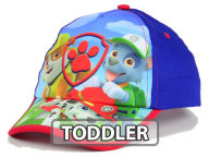 Paw Patrol Toddler 3 Pup Adjustable Hat Hats