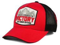 J America NCAA Stadium Victory Patch Adjustable Hat Hats