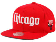 Mitchell and Ness NBA Gothic City Snapback Cap Adjustable Hats