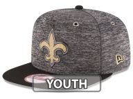 New Era 2016 NFL Kids Draft 9FIFTY Original Fit Snapback Cap Adjustable Hats