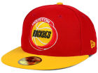 Houston Rockets New Era NBA HWC 2 Tone Basic 59FIFTY Cap Fitted Hats