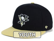 '47 NHL Youth '47 Lil Shot Snapback Cap Adjustable Hats