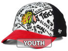 Chicago Blackhawks '47 NHL Kids Banter '47 MVP Cap Adjustable Hats