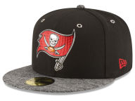 New Era 2016 NFL Draft 59FIFTY Black Cap Fitted Hats