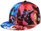 Marvel Captain America All Over Civil War 59FIFTY Cap Fitted Hats
