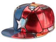 Marvel Character Armor Civil War 59FIFTY Cap Fitted Hats