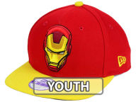 Marvel Jr Logo Grand 9FIFTY Snapback Cap Adjustable Hats