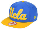 UCLA Bruins New Era NCAA Logo Grand Redux 9FIFTY Snapback Cap Adjustable Hats