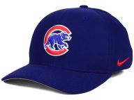 Nike MLB Ligature Swoosh Flex Cap Stretch Fitted Hats