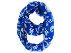 Los Angeles Dodgers Forever Collectibles All Over Logo Paisley Infinity Scarf Apparel & Accessories