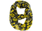 Pittsburgh Steelers Forever Collectibles All Over Logo Paisley Infinity Scarf Apparel & Accessories