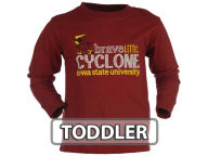 NCAA Toddler Brave Little Mascot Long Sleeve T-Shirt T-Shirts