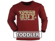 NCAA Toddler Tough Guy Camo Long Sleeve T-Shirt T-Shirts