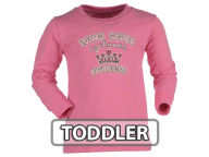 NCAA Toddler Girls Princess Long Sleeve T-Shirt T-Shirts