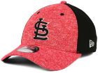 St. Louis Cardinals New Era MLB Team Color Tech Fuse 39THIRTY Cap Stretch Fitted Hats