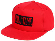 Hall of Fame Logo Snapback Cap Adjustable Hats
