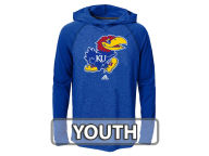 adidas NCAA Youth Ultimate Long Sleeve Hooded T-Shirt T-Shirts
