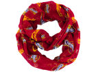 Cleveland Cavaliers Forever Collectibles All Over Logo Infinity Wrap Scarf Apparel & Accessories