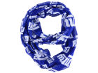 New York Giants Forever Collectibles All Over Logo Infinity Wrap Scarf Apparel & Accessories
