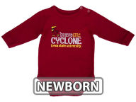 NCAA Newborn Brave Little Mascot Long Sleeve Creeper Infant Apparel