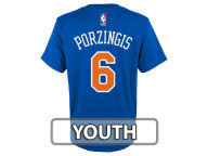 adidas NBA Youth Name And Number T-Shirt T-Shirts