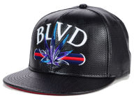 BLVD Luxor W Snapback Hat Adjustable Hats