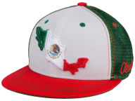Mexico Country Mesh Snapback Hat Adjustable Hats