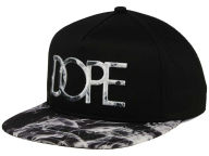Dope Smoke Snapback Hat Adjustable Hats