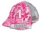 Arizona Diamondbacks New Era MLB Youth Flower Power 9FORTY Cap Adjustable Hats