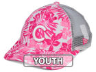 Chicago Cubs New Era MLB Youth Flower Power 9FORTY Cap Adjustable Hats
