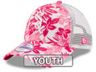 Chicago White Sox New Era MLB Youth Flower Power 9FORTY Cap Adjustable Hats