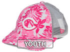 Cincinnati Reds New Era MLB Youth Flower Power 9FORTY Cap Adjustable Hats