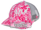 Milwaukee Brewers New Era MLB Youth Flower Power 9FORTY Cap Adjustable Hats