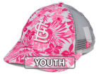 St. Louis Cardinals New Era MLB Youth Flower Power 9FORTY Cap Adjustable Hats