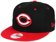 New Era MLB Beveled Rubber Logo 9FIFTY Snapback Cap Adjustable Hats