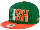 New Era St Patrick's Day Irish 9FIFTY Cap Snapback Hats
