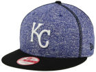 Kansas City Royals New Era MLB Panel Stitcher 9FIFTY Snapback Cap Adjustable Hats