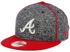 Atlanta Braves New Era MLB Panel Stitcher 9FIFTY Snapback Cap Adjustable Hats