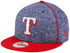 Texas Rangers New Era MLB Panel Stitcher 9FIFTY Snapback Cap Adjustable Hats