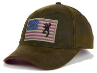 Browning Liberty Wax Adjustable Cap Hats