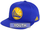 Golden State Warriors adidas NBA Kids Basic Snapback Cap Adjustable Hats