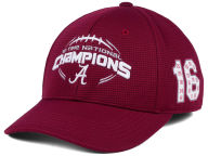 Top of the World NCAA 16 Time Football National Champ Cap Stretch Fitted Hats