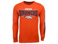 VF Licensed Sports Group NFL Men's Primary Receiver Long Sleeve T-Shirt T-Shirts