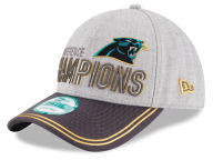 New Era NFL Super Bowl 50 Conference Champ Locker Room 9FORTY Cap Adjustable Hats