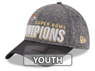 New Era NFL Youth Super Bowl 50 Locker Room Champ 9FORTY Cap Adjustable Hats