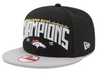 New Era NFL Super Bowl 50 Champ 9FIFTY Snapback Cap Hats