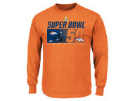 VF Licensed Sports Group NFL Men's Super Bowl 50 On Our Way Longsleeve T-Shirt 16 T-Shirts