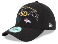 New Era NFL Super Bowl 50 Dueling Teams 9FORTY Cap Adjustable Hats